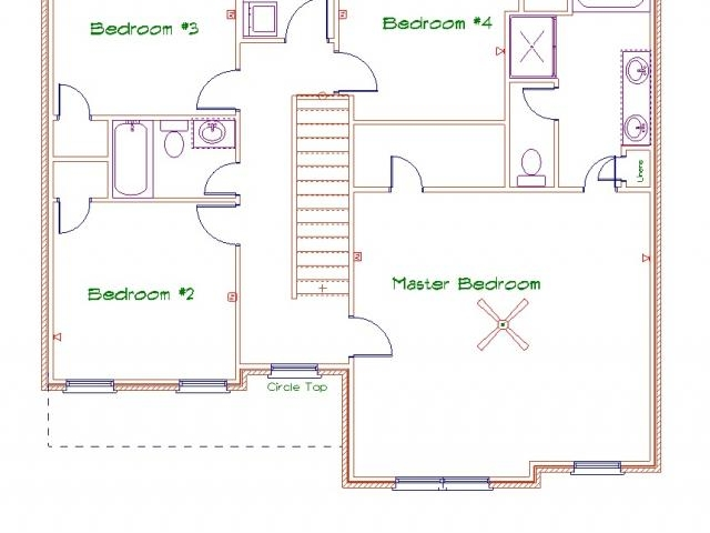 Addison Floor Plans Dryden Homes