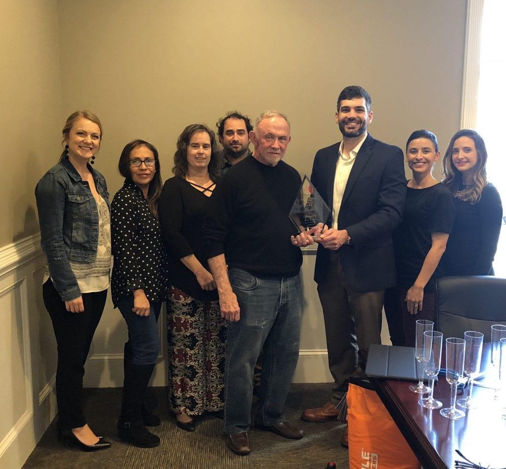 Home Builders Award Hinesville, GA